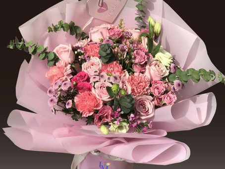 New Bouquets especially for Mother's Day 2019新款母親節花束
