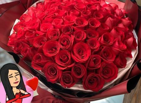 ♡Umatefloral ♡headaches of receiving flowers 😳?😳?😳?♡