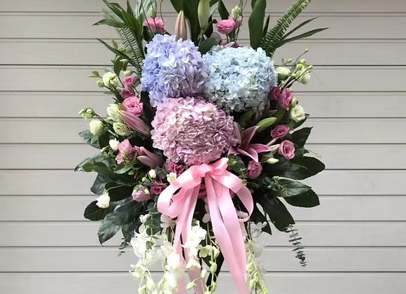 Flower Stand for opening 開張花籃BB