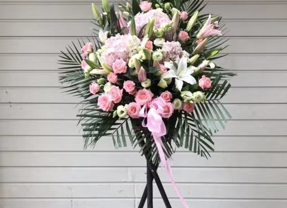 Flower stand for grand opening 開張花籃AA