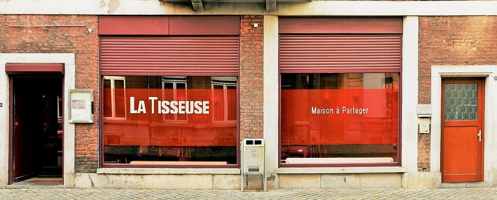 La Tisseuse - Liège mai 2015