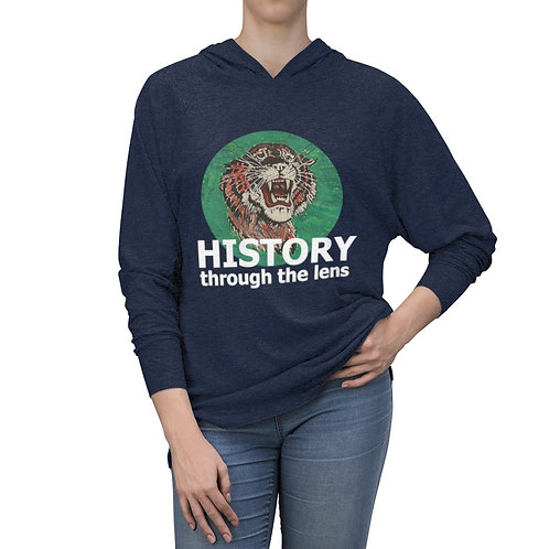 History Through The Lens Unisex Tri-Blend Hoodie