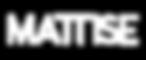 white mattise logo png top