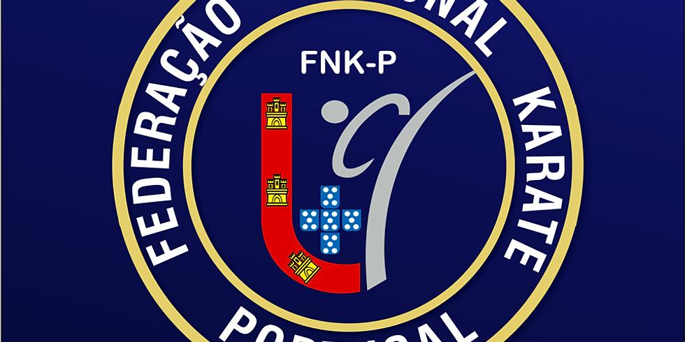 Acreditação de Treinadores da FNK-P