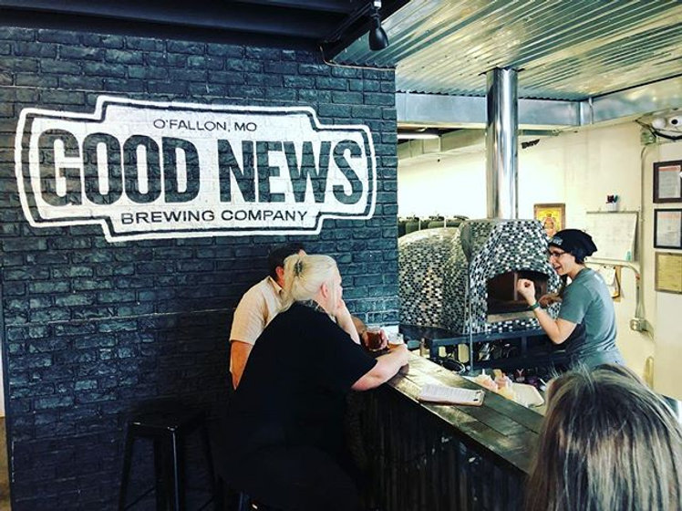 Besides great beers... _goodnewsbrewing