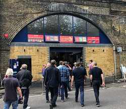 First stop on our _ukbrewerytours hop is