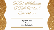 Register for the 2021 AL PTA Virtual Convention