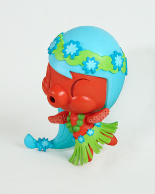CUSTOM HULAPUS LOLLIGAG FIGURE