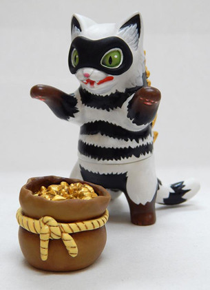 CUSTOM CAT BURGLAR NEGORA