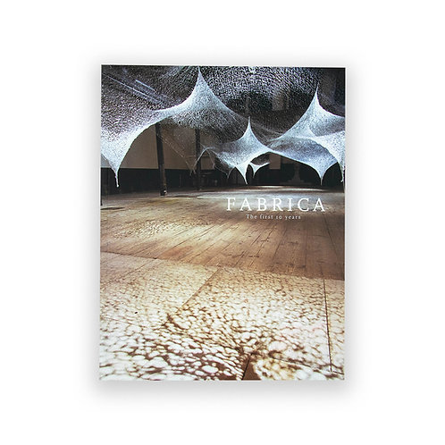 Fabrica 'First 10 Years' Book