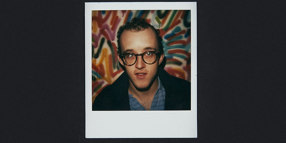 ONLINE: Going To See Culture Together: Keith Haring: Street Art Boy