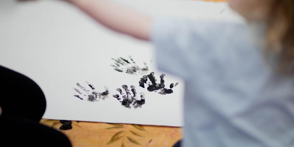 WORKSHOP: Finding Fossils - a creative art workshop for children 5-8yrs