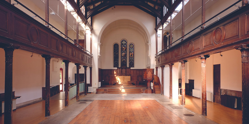 Fabrica & Holy Trinity Church Heritage Tour 12.00pm