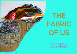 1 The Fabric of Us - COVER
