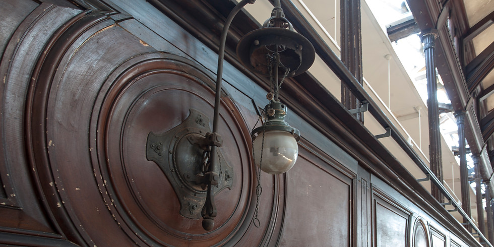 Fabrica & Holy Trinity Church Tour - Heritage Open Days 1.30pm