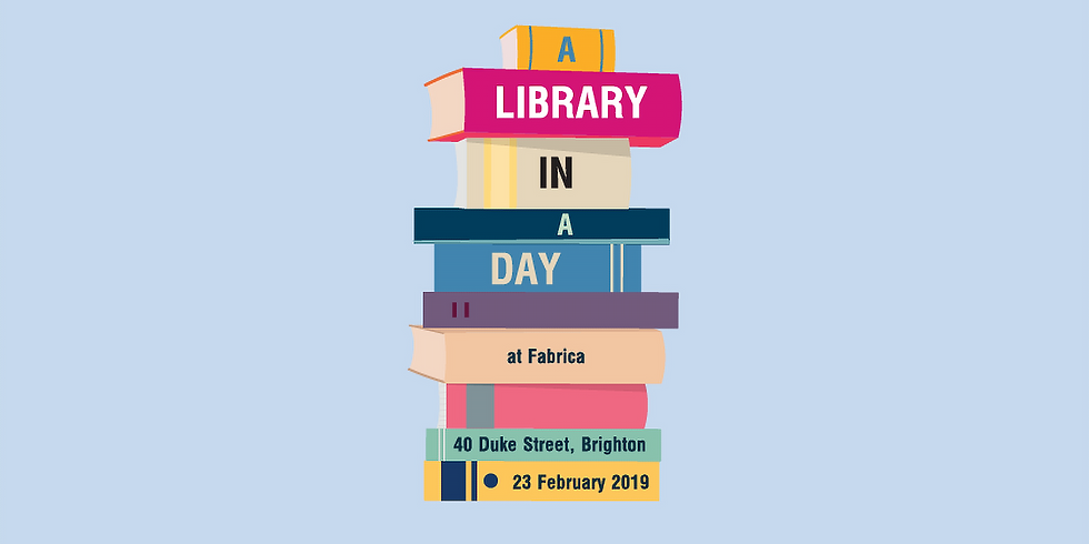A Library In A Day