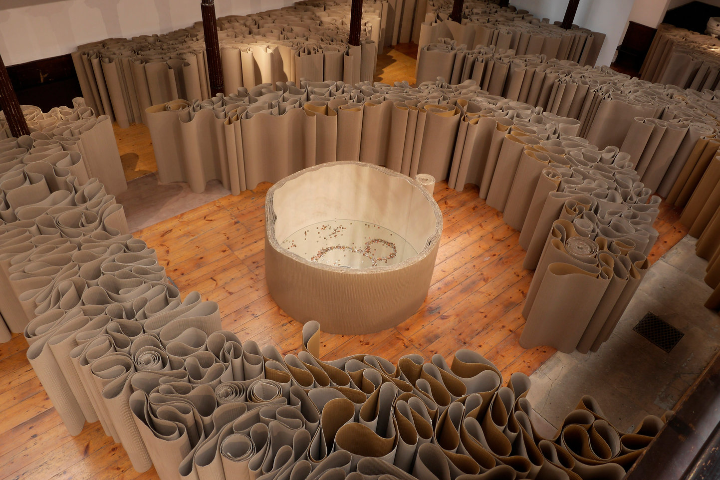 The Third Paradise_Pistoletto_Credit Tom