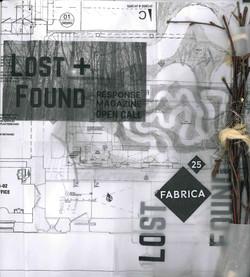 1 Lost + Found - COVER