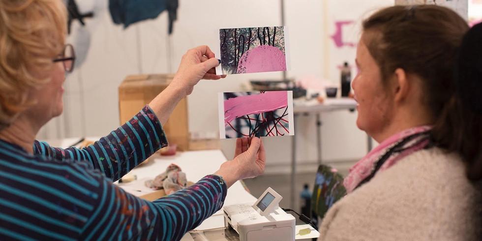 DISCUSSION: Meet the Artist - Annis Joslin