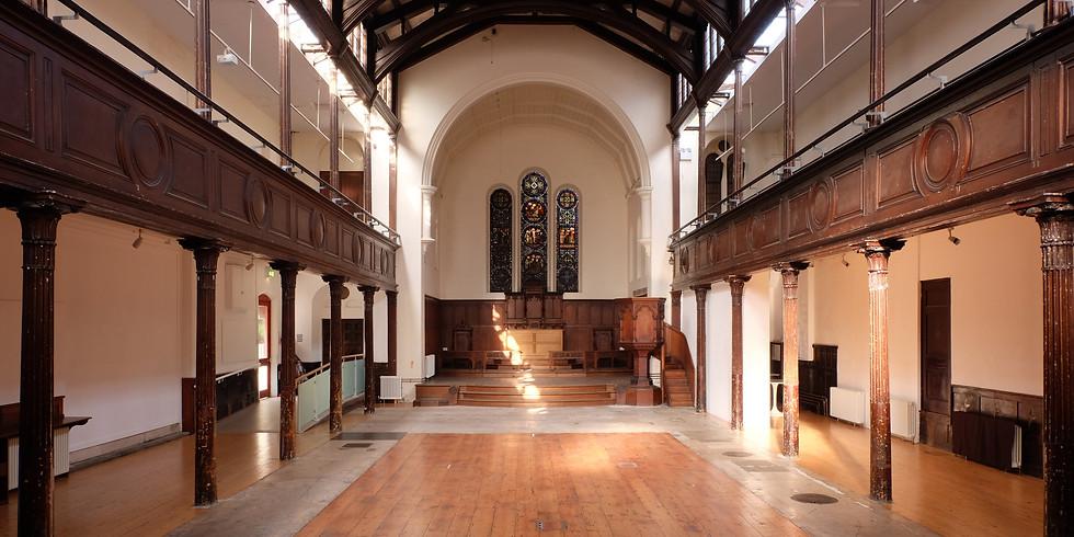 ONLINE DISCUSSION: Conversation Piece – Brighton's Interfaith Community
