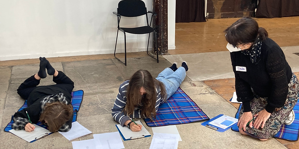 WRITING WORKSHOP: Size Shifters (7-12yrs)