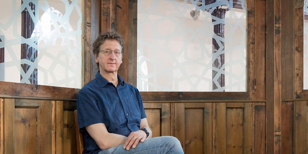 ARTIST TALK: Exhibiting Artist, Wolfgang Weileder