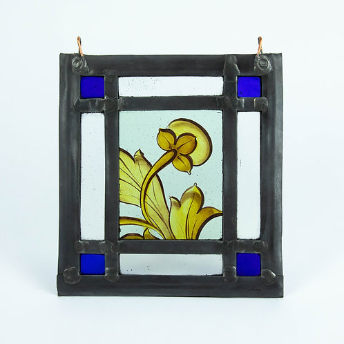 Square Stained Glass Ornaments