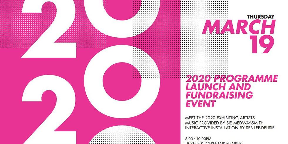 **POSTPONED** 2020 Programme Launch & Fundraiser