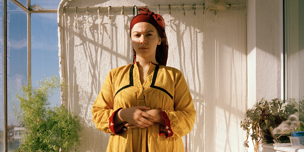 Photo Fringe, First Monday Artist Talk with Vera Hadzhiyska