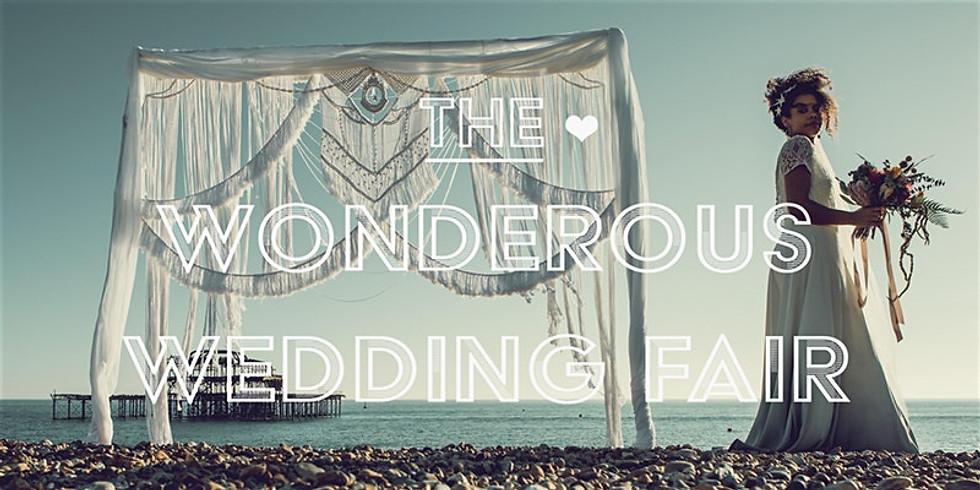 FAIR: Vintage Parade Presents The Wonderous Wedding Fair