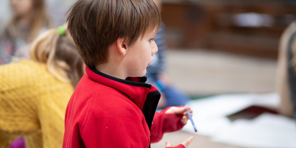 WRITING WORKSHOP: 'EARTHWORDS' - creative writing workshop with Little Green Pig (7-12yrs)