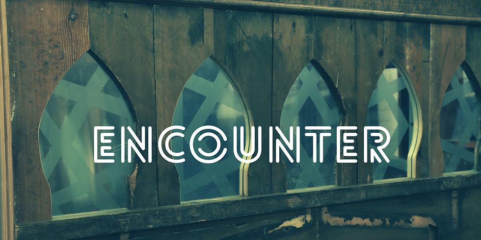 WORKSHOP: Encounter - An evening of drawing, performance and music