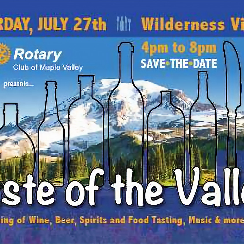 Join Us @ Taste of the Valley