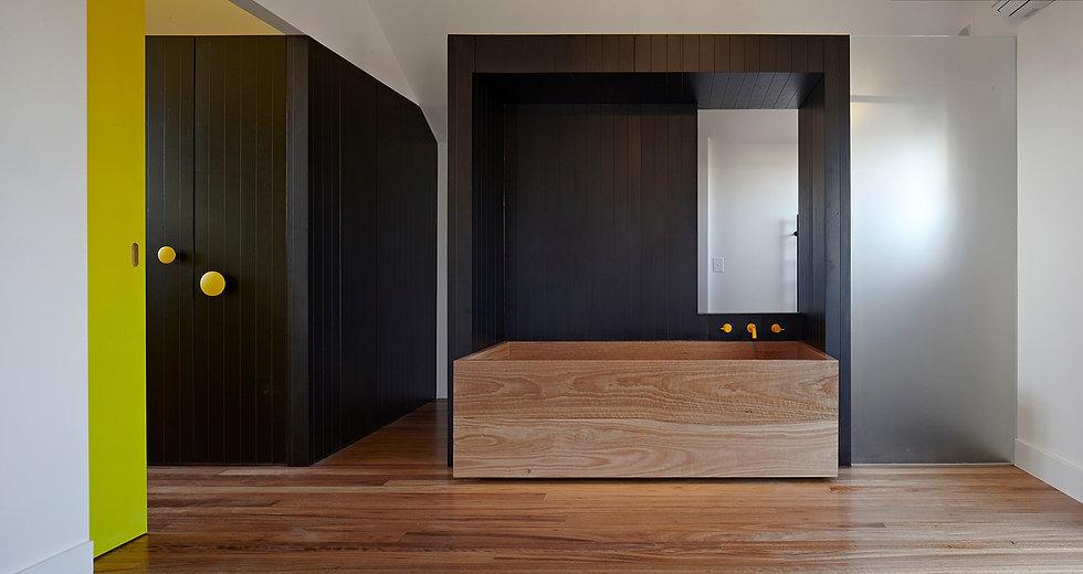 timber free standing bath, wooden freestanding bath, bathroom ideas 2019, rectangular bath, bathroom designs 2019