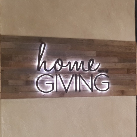 Home & Giving - Weston Creek