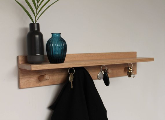coat rack, coat hooks, flexi storage, plant shelf, boho-chic, home organisation, wall decor ideas, key hooks, key holder