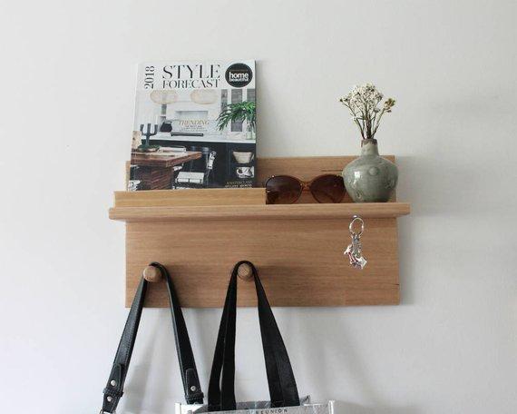 coat hooks, coat rack, plant shelf, flexi storage, key holder, key hooks, home oranisation, wall decor ideas, boho-chic