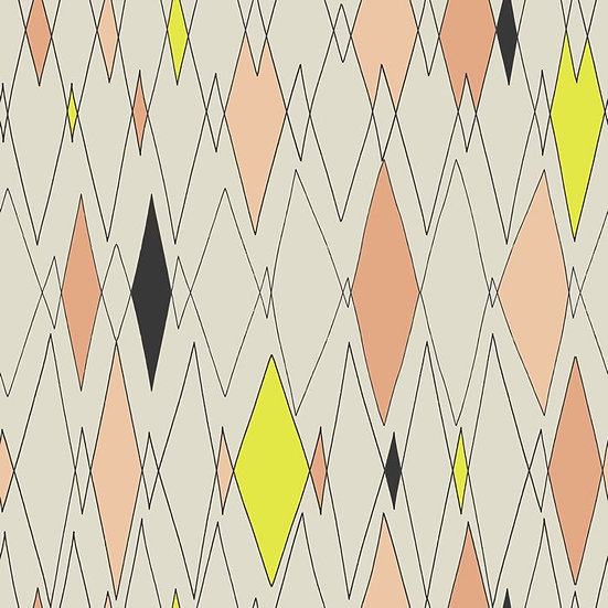 'Harlequin' by Emily Ziz from their Moneypenny collection