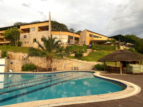 Chobe Safari Lodge, the venue of the Annual Retreat 2020 of The Xsabo Group.