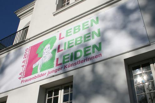 'Life, Love, Affliction' Exhibition,Bomann Museum, Celle, 2010
