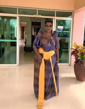 Lydia Nakalema, Senior Office Assistant, The Xsabo Group.