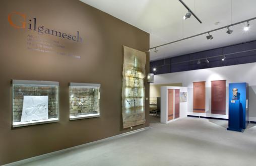 'Gilgamesch - Archeology of an Immortal Figure', Museum August Kestner, Hannover, 2007