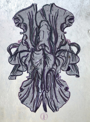 Iris II (Precious Petals)