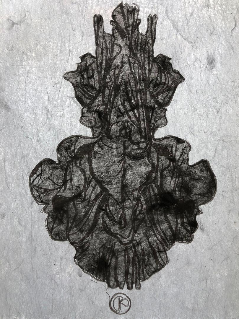 Iris I (Precious Petals)