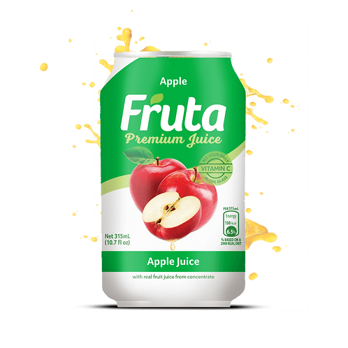 Fruta Premium Juice Apple 315ml
