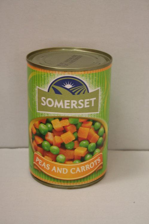 Somerset Peas & Carrots 9oz