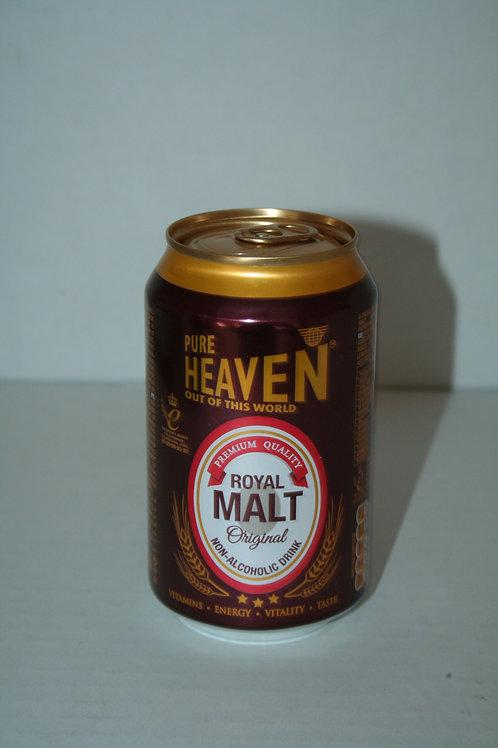 Pure Heaven Royal Malt Original 330ml