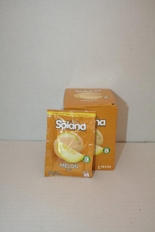 Solana Melon Juice Mix 24x10g