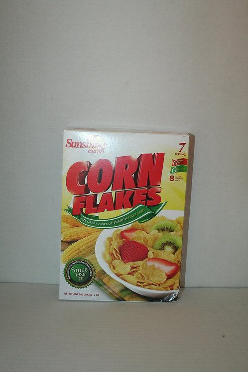 SunShine Cereals Corn Flakes 7oz