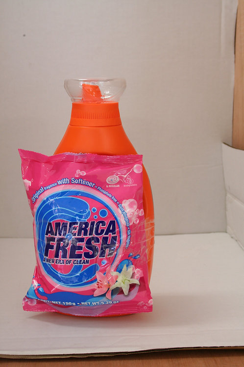America Fresh Liquid 1LT Combo with American fresh Breeze